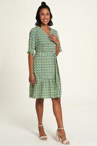 EcoVero Kleid mit Print in verschiedenen Farben - TRANQUILLO