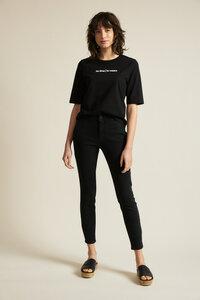 High-Waist -Jeans aus Bio-Baumwolle - LANIUS