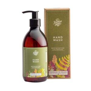 Handseife Süßorange Basilikum und Weihrauch  300ml - The Handmade Soap Company
