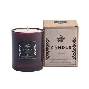 Kerze Bergamotte und Eucalyptus 160gr - The Handmade Soap Company