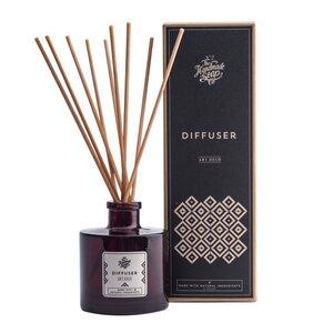 Raumduft Diffuser Bergamotte und Eukalyptus 180ml - The Handmade Soap Company
