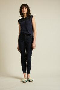 High-Waist Jeans GOTS aus Bio-Baumwolle - LANIUS