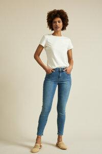 High-Waist-Jeans GOTS aus Bio-Baumwolle - LANIUS