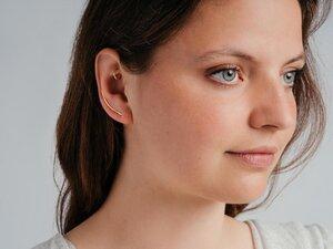 Aurelia Ear Cuff - FOLKDAYS