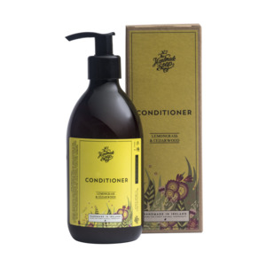 Conditioner Zitronengras und Zedernholz 300ml - The Handmade Soap Company