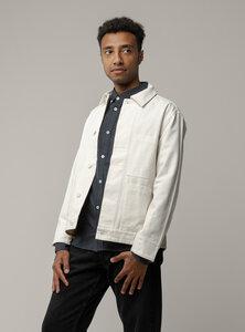 Herren Workwear Twill-Jacke SENTHIL - Nachhaltig mit Fairtrade Cotton & GOTS zertifiziert - MELAWEAR