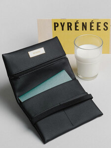 everyday pouch / Tabaktasche - vegan - wetheknot