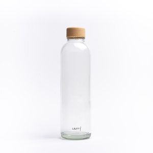 Carry Bottles Glastrinkflasche 0.7l verschiedene Designs - Carry Bottles