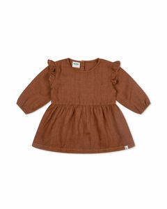 Bluse aus Leinen für Kinder / Luzia Blouse - Matona