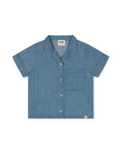 Hemd aus Biobaumwolle für Kinder / Ari Shirt - Matona