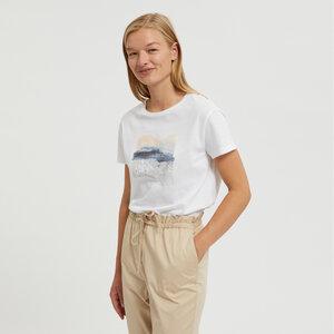 T-Shirt Nelaa Landscape Collage - ARMEDANGELS