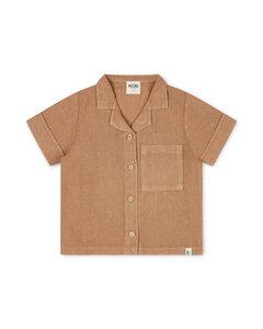 Hemd aus Leinen für Kinder / Ari Shirt - Matona