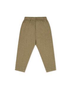 Hose aus Leinen für Kinder / Lio Pants - Matona