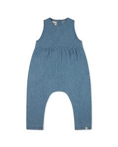 Jumpsuit aus Biobaumwolle für Kinder / Rye Jumpsuit - Matona