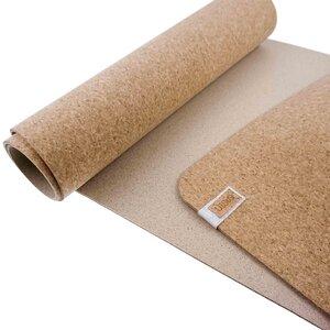 recycelte Yogamatte Kork - WANDA - UlStO