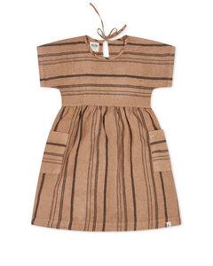 Kleid aus Leinen für Kinder / Eden Dress - Matona