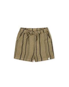 Kurze Hose aus Leinen für Kinder / Arkie Shorts - Matona