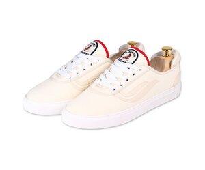 Sneaker aus wasserdichtem Bananengewebe G-Daily Aloha Zen (banana creme) - Genesis Footwear