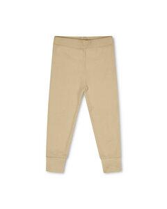 Lange Hose für Kinder / Basic Pants aus pflanzengefärbter Biobaumwolle - Matona