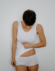"""Damen Nachhaltiges Top """"Ginevra"""" - CORA happywear"""