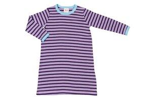 Baby und Kinder Nachthemd violett Bio Baumwolle - People Wear Organic