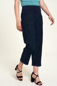 Stretch Denim Flared Jeans  - TRANQUILLO