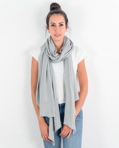 Schal, XARAPO, Bio-Baumwolle 100% - MAGAN
