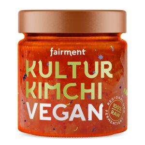 Bio Kultur-Kimchi vegan (330g) - Fairment