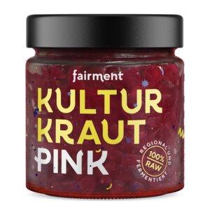 Bio Kultur-Kraut Pink (330g) - Fairment