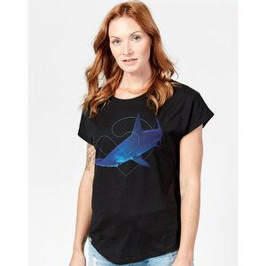 Hammerhead oversized T-Shirt Damen  - Lexi&Bö