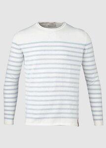 Striped Single Knit - KnowledgeCotton Apparel
