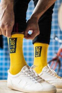 BOX-LOGO Socks - dirts