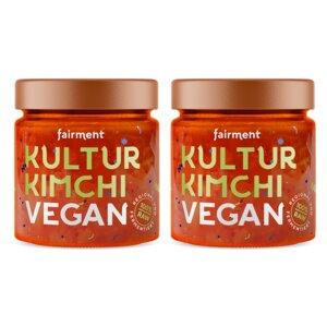 Bio Kultur-Kimchi vegan (2 x 330g) - Fairment