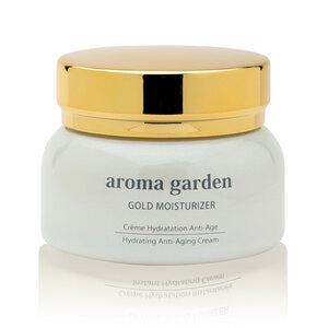 24K Gold feuchtigkeitsspendende Tagespflege - Anti-Aging - aroma garden