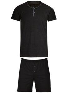 Kurzer Schlafanzug aus Biobaumwolle - Trigema