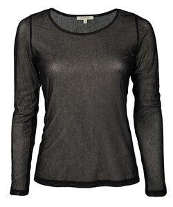 Langarm-Tüllshirt aus Bio-Baumwolle 'Tüll-Shirt' - Alma & Lovis