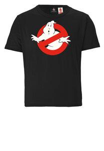 LOGOSHIRT - Ghostbusters - Keine Geister - Logo - Organic - Bio T-Shirt Print - Kinder - LOGOSH!RT