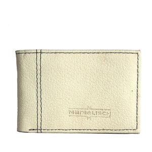 RFID Geldbörse Kleinformat Marcello 1 aus Upcycling Leder - Margelisch