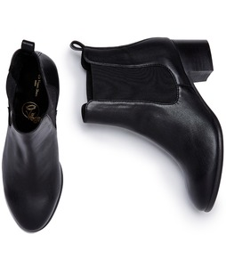 Almond Toe Chelsea Boots - Will's Vegan Shop