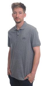 XAAVI ATOMIC BIKE - Herren Poloshirt aus Bio-Baumwolle - ARMEDANGELS