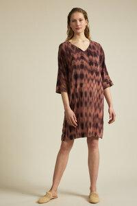 Kleid aus Seide - LANIUS