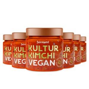 Bio Kultur-Kimchi vegan (6 x 330g) - Fairment