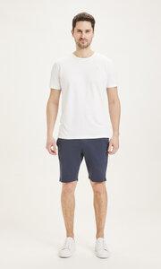 Sweatshorts - TEAK sweat shorts - KnowledgeCotton Apparel