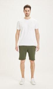 Sweatshorts - TEAK sweat shorts - aus Bio-Baumwolle - KnowledgeCotton Apparel
