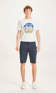 Shorts - CHUCK Stretch - KnowledgeCotton Apparel