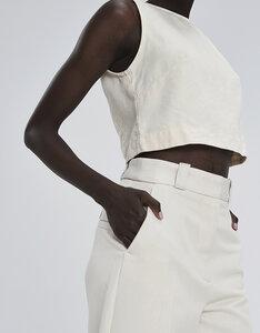 #cama - Damen Crop Top aus Bio-Baumwolle - NINE TO FIVE