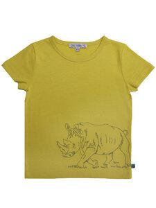 Kinder Shirt Rhinozeros - Enfant Terrible