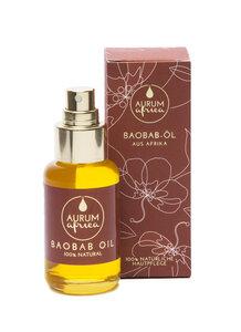 Baobab Öl - Körper- und Haarpflege - 50ml - Aurum Africa