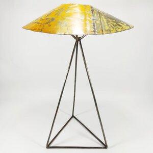 "Lampe ""Ouaga"" aus recycelten Ölfässern Post-Oil Industrial Design Upcycling - Moogoo Creative Africa"