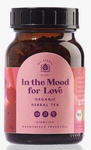 IN THE MOOD FOR LOVE, BIO-Kräutertee mit Frauenmantel für mehr Selbstliebe - My Herbal Diary